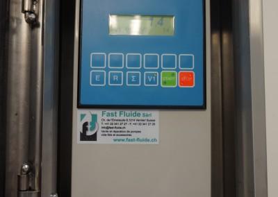 Système de dosage sur pompe vide-fûts - 2
