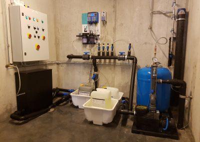 Système de filtration - FIG